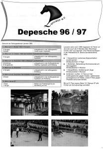 Depesche 1996