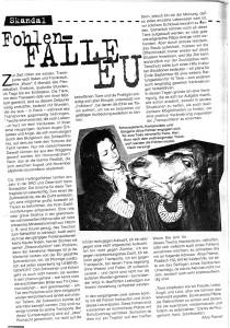 Fohlen Falle EU